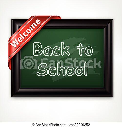 Back to school concept - csp39299252