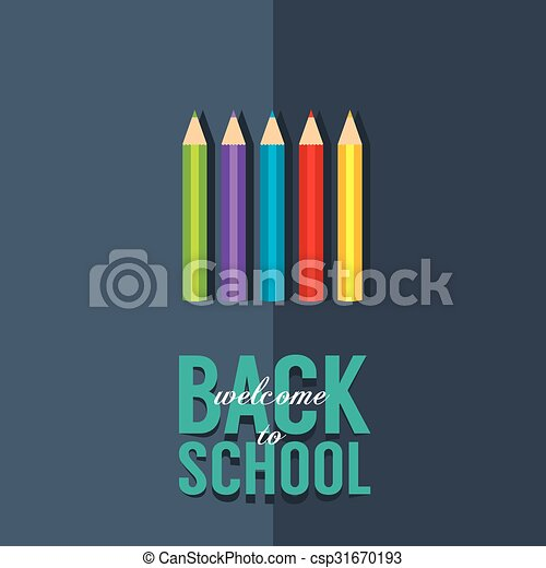 Back to School Concept. - csp31670193