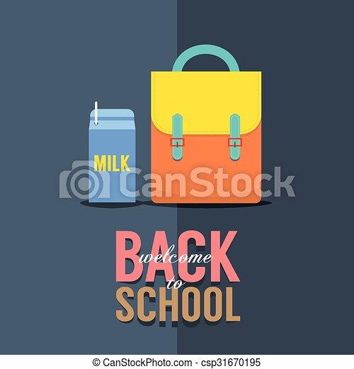 Back to School Concept. - csp31670195