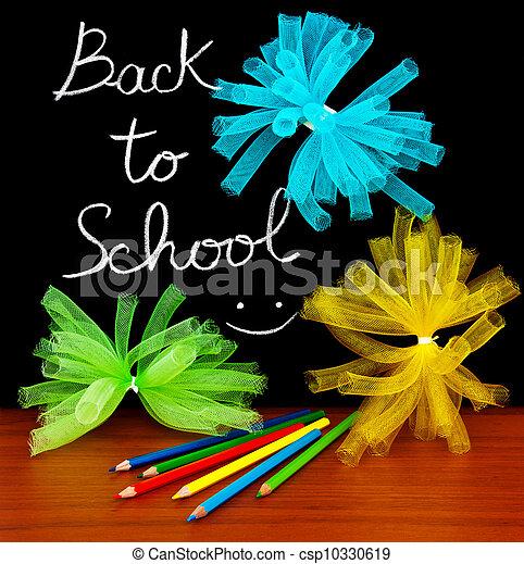 Back to school concept - csp10330619
