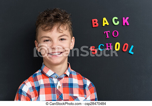 Back to school concept - csp28470484
