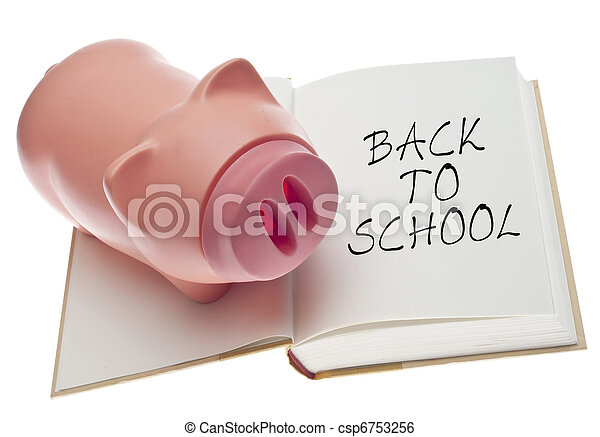 Back to School Concept - csp6753256