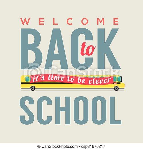 Back to School Concept. - csp31670217