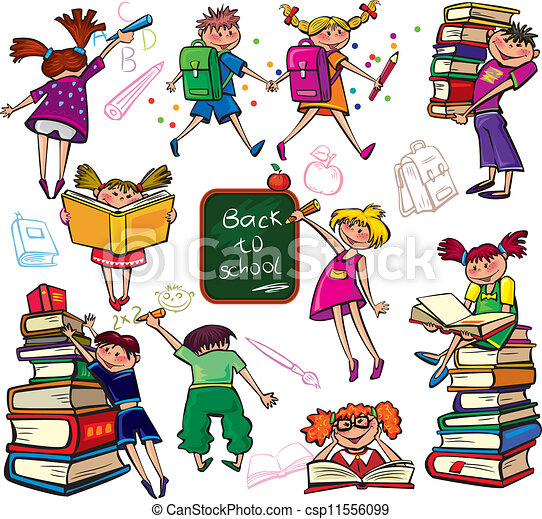 Back to school - csp11556099