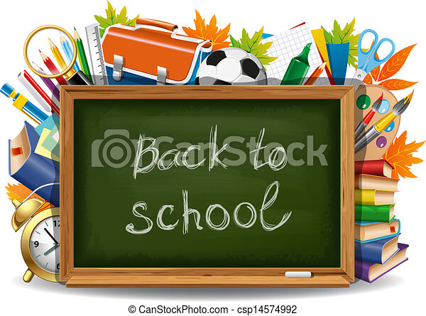 Back to school - csp14574992