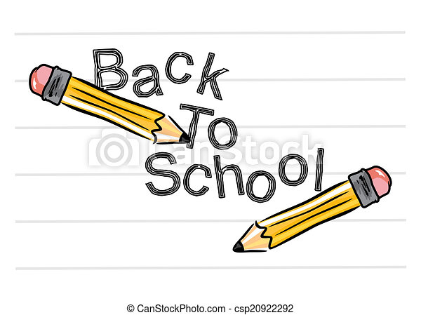 back to school  - csp20922292