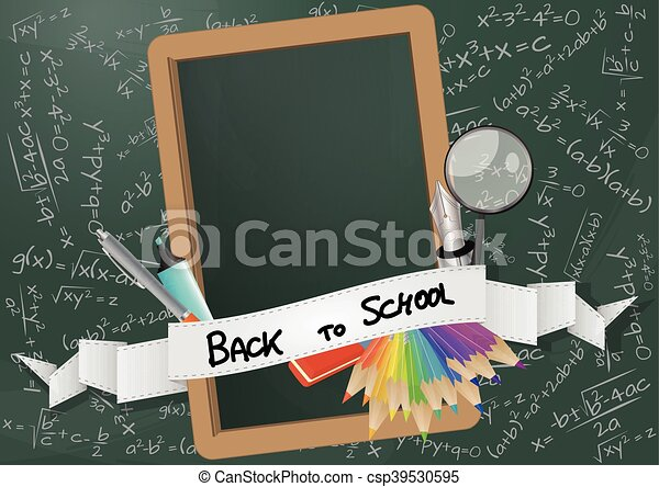 back to school - csp39530595
