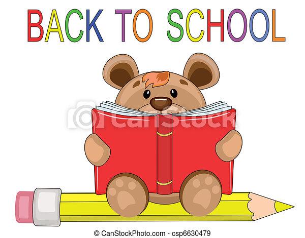 Back to school - csp6630479