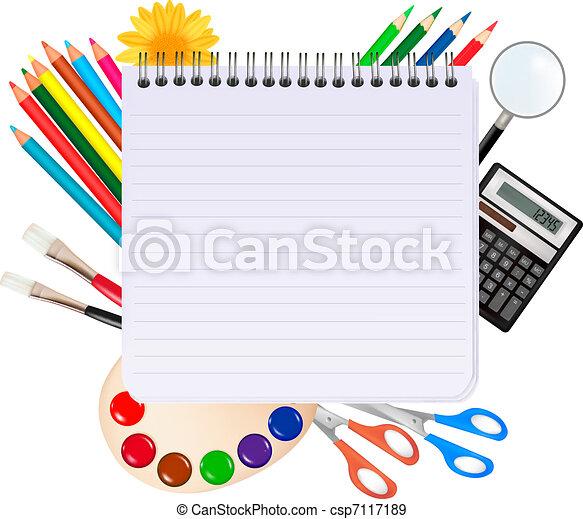 Back to school - csp7117189