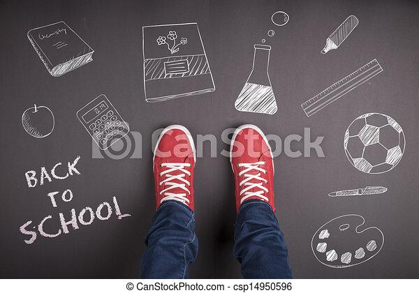 Back to school - csp14950596
