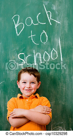 Back to school education concept - csp10329298