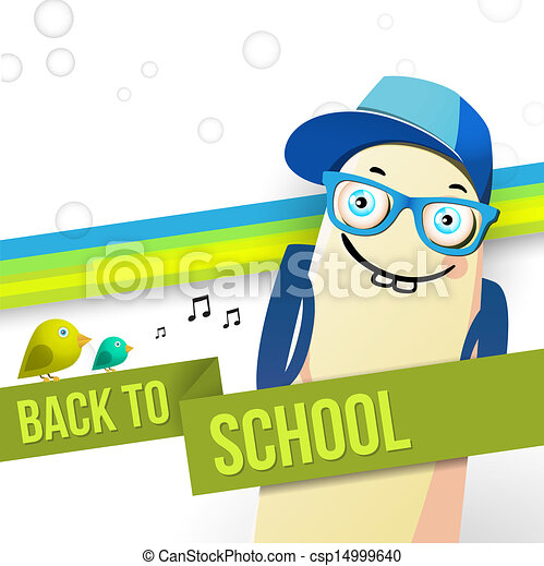 Back to school - csp14999640