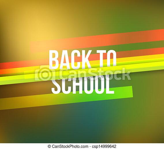 Back to school - csp14999642