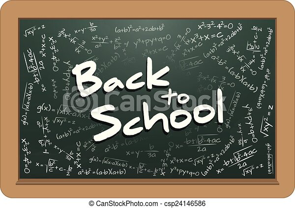 back to school  - csp24146586