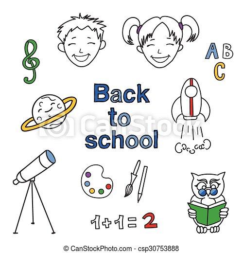Back to school - csp30753888