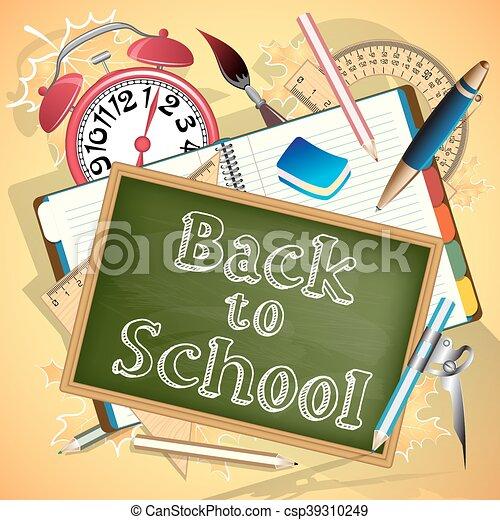 Back to school - csp39310249
