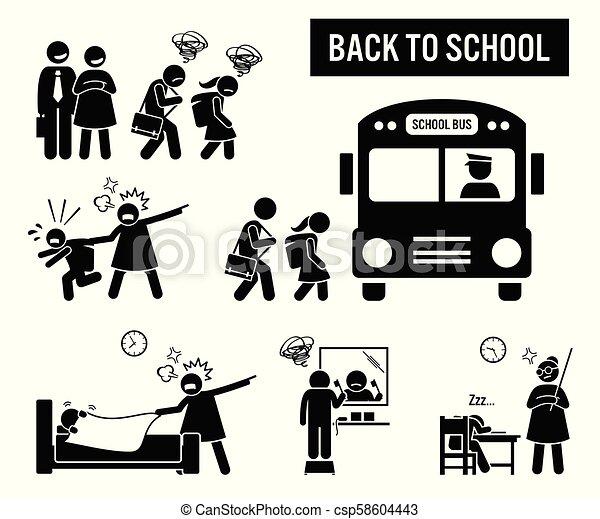 Back to school. - csp58604443