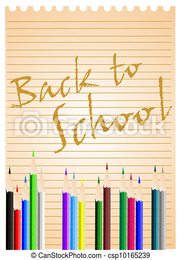 back to school  - csp10165239