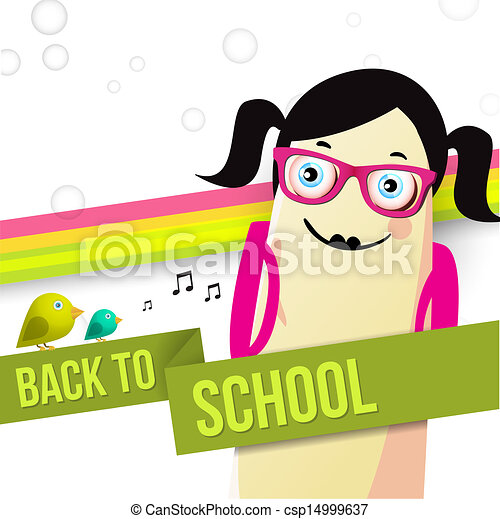 Back to school - csp14999637