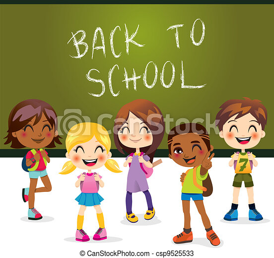 Back to School - csp9525533