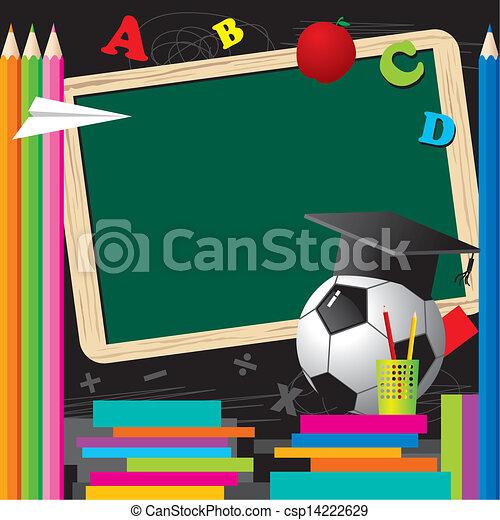Back to school - csp14222629