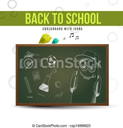 Back to school - csp14999623
