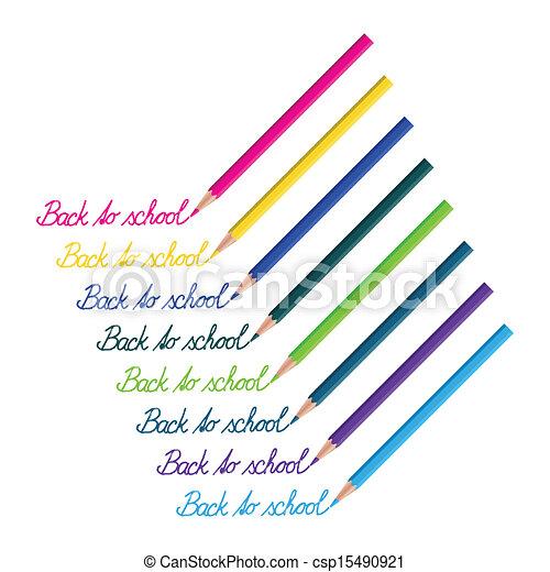 Back to school - csp15490921