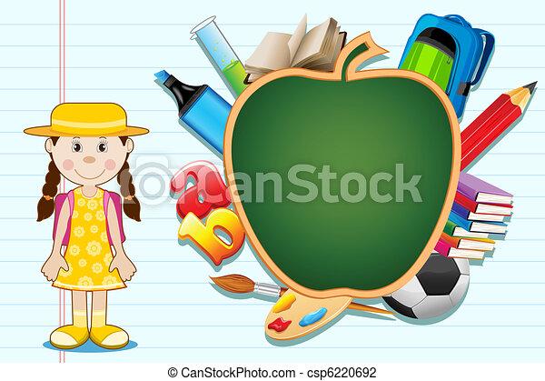 Back to School - csp6220692