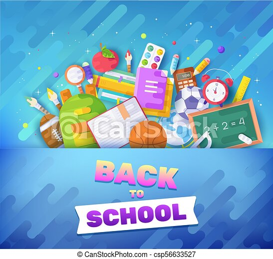 Groovy Back To School Information Cards Set Student Template Of Flyear Funny Birthday Cards Online Fluifree Goldxyz