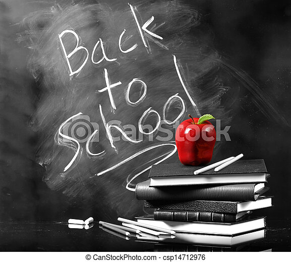 Back to school - csp14712976