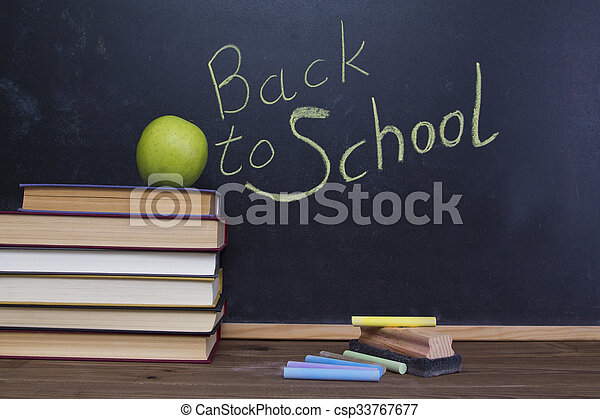 back to school - csp33767677