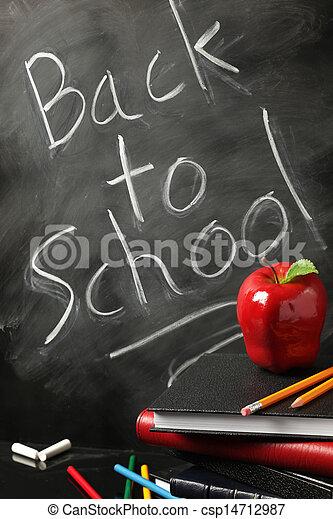 Back to school - csp14712987