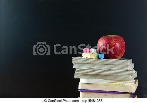 Back to school - csp15481388