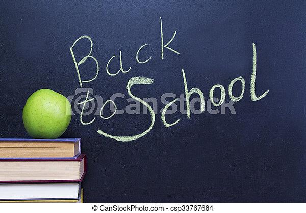 back to school - csp33767684