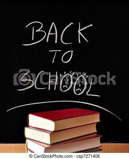 back to school  - csp7271406