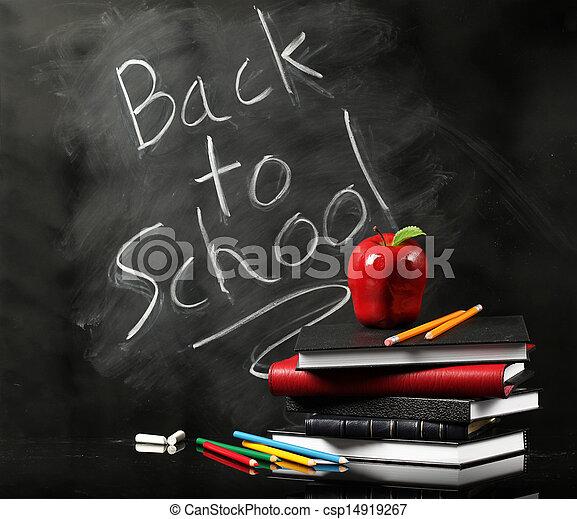Back to school - csp14919267