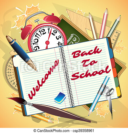 Back to school - csp39358961