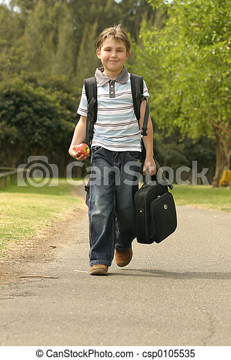 Back to School - csp0105535