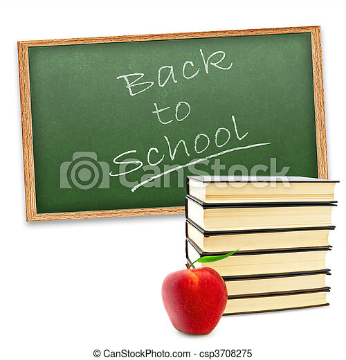 "\""Back to school!\"" - csp3708275"