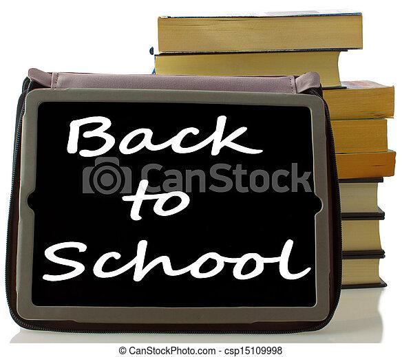 Back to school - csp15109998