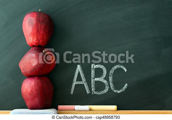 Back to school - csp48958793