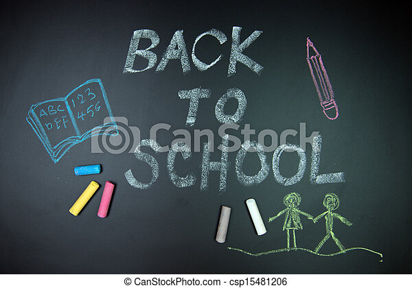 Back to school - csp15481206