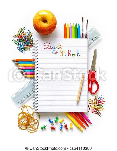 Back to School - csp4110300