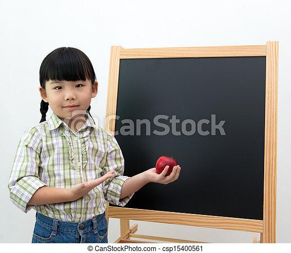 Back to school theme - csp15400561