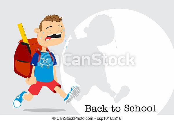 back to school - csp10165216
