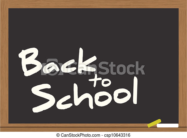 back to school - csp10643316
