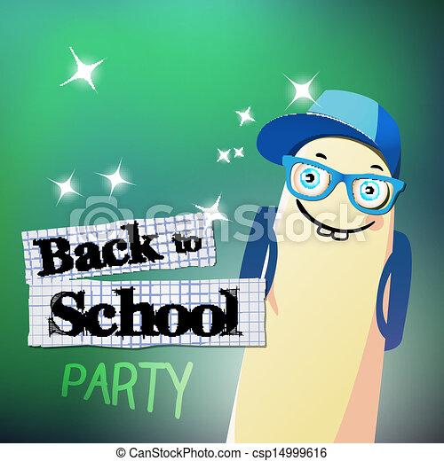 Back to school - csp14999616