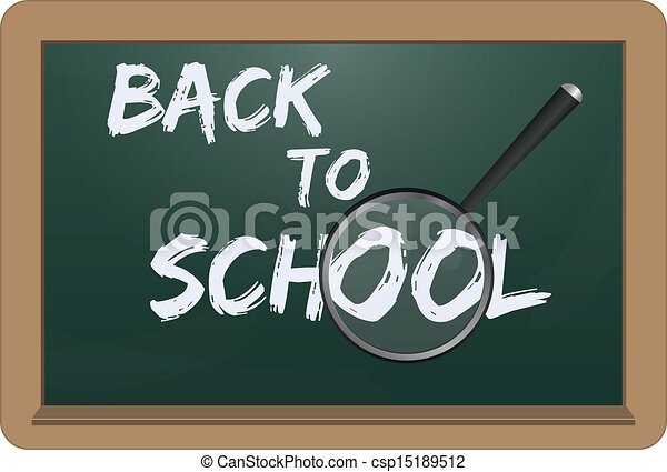back to school - csp15189512