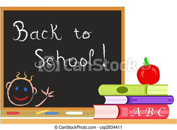 Back to School  - csp2834411