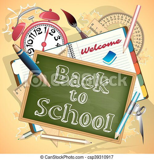 Back to school - csp39310917